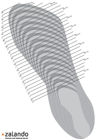 Click here to print out the foot measuring guide